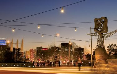 Queensbridge Square Commercial Outdoor Lighting