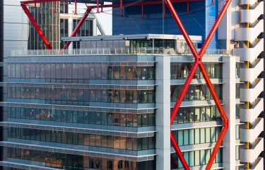8 Chifley Square Suspended Glazing and Structural Bracing
