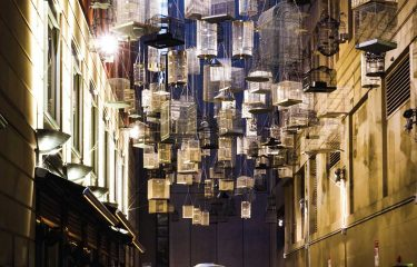 Angel-Place-Laneway-Suspended-Art