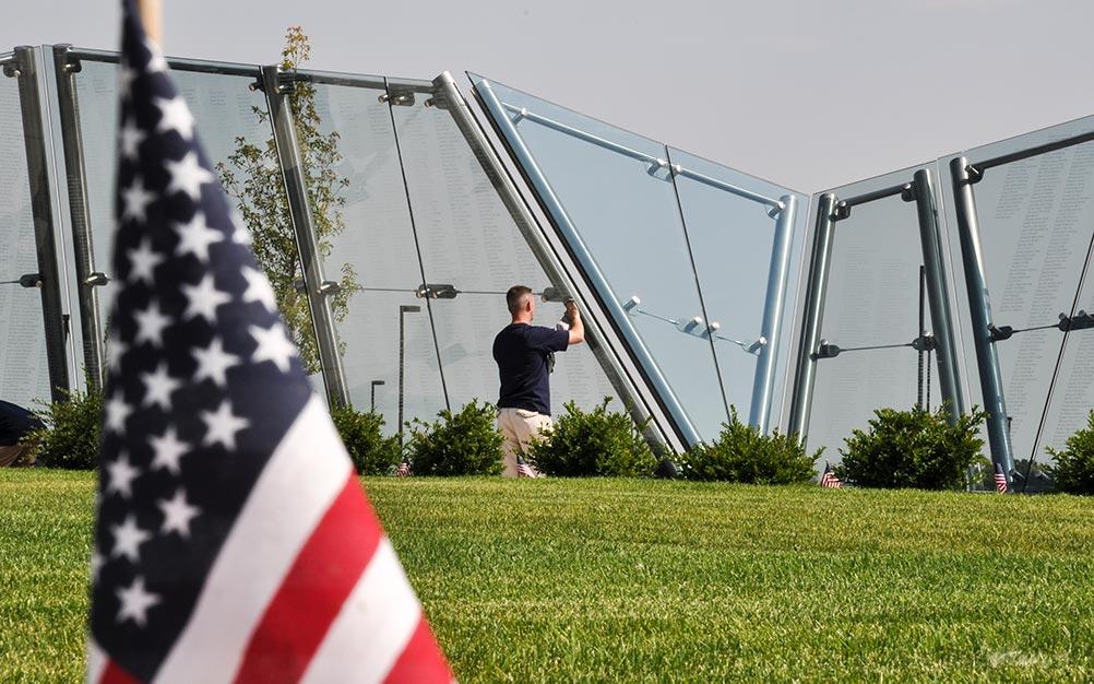 Colorado Freedom Memorial. U.S. Air Force photo by Staff Sgt. Nicholas Rau/Released