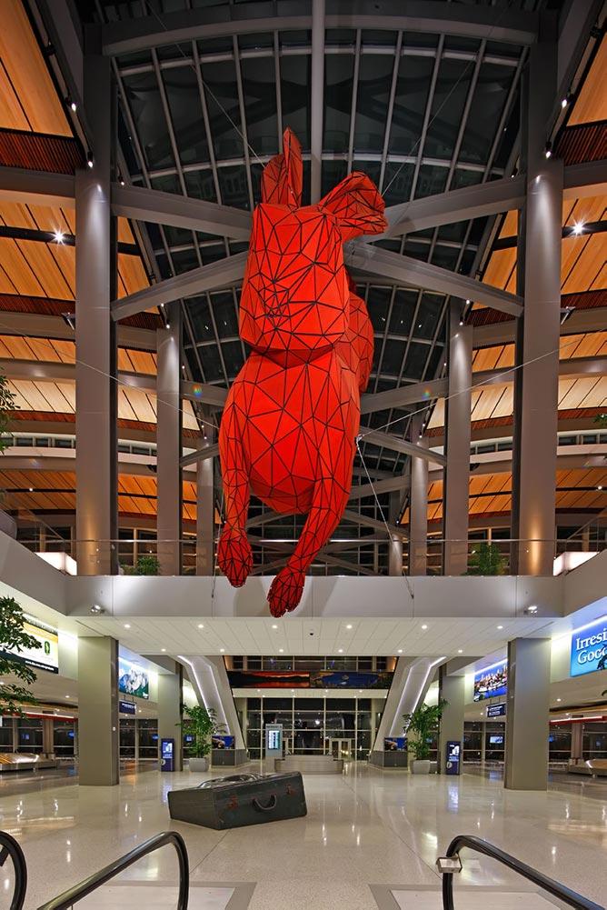 Suspension Architecture Sculpture Sacramento