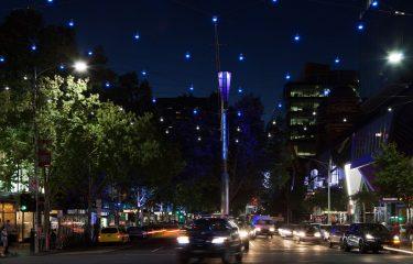 Lonsdale Gateway Catenary Lighting