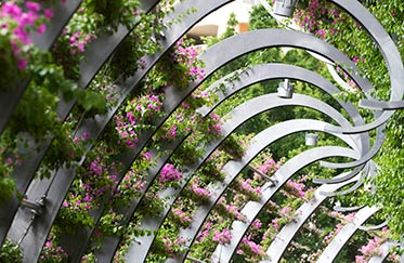 Southbank Arbour - Greening System