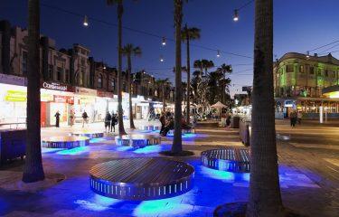 Manly Corso – Catenary Lighting