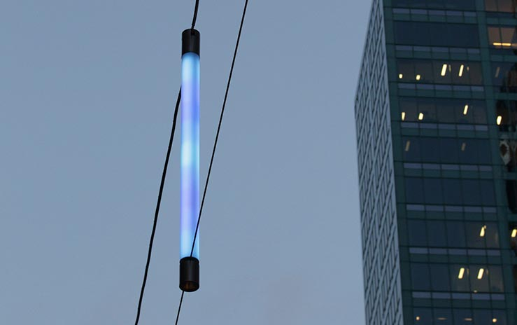 Catenary Lighting Details – Electrical and luminaires