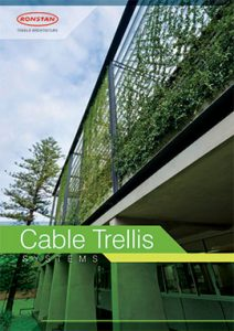 Cable Trellis Catalogue from Ronstan Tensile Architecture