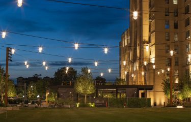 Catenary Lighting Ronstan Tensile Architecture